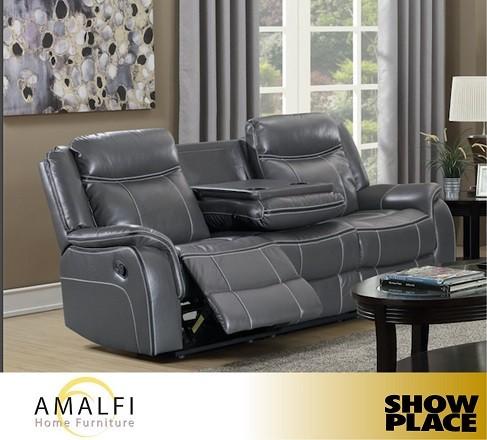 Tremendous Amalfi Power Reclining Sofa Dailytribune Chair Design For Home Dailytribuneorg