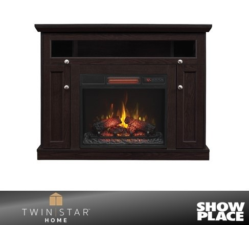 Showplace Rent To Own Fireplace Model 23DE9047-PE91