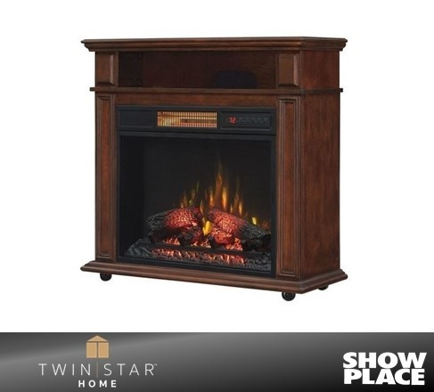 Showplace Rent To Own Fireplace Model 23IRM7491-W500