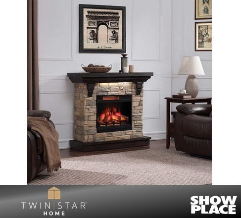 Showplace Rent To Own Fireplace Model 23WM90277