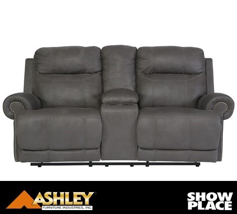 Showplace Rent To Own Reclining Loveseat Model 38401-94