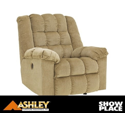 Power Recliner Showplace Rent To Own