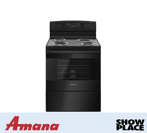 Amana Coil Top Electric Range ACR4503SFB