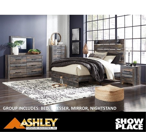 Showplace Rent To Own Bedroom Set Model B211