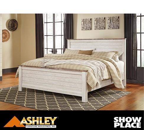 Showplace Rent To Own Bed Model B267-58
