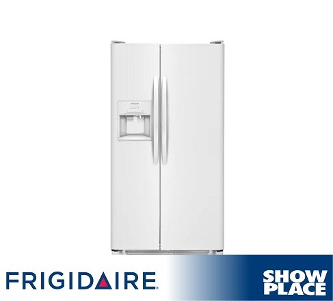 Showplace Rent To Own Side by Side Refrigerator Model FFSS2315TP
