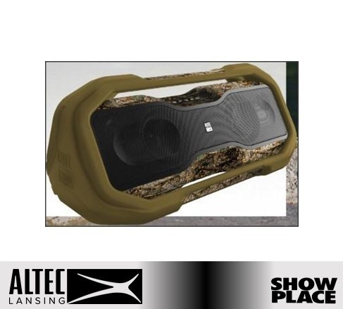 Showplace Rent To Own Bookshelf Stereo Model IMW999-CAMO