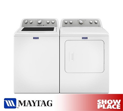 Showplace Rent To Own Laundry Pair Model MVWX655DW_MEDX655DW