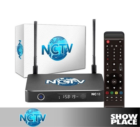 Showplace Rent To Own Streaming Box Model NC18