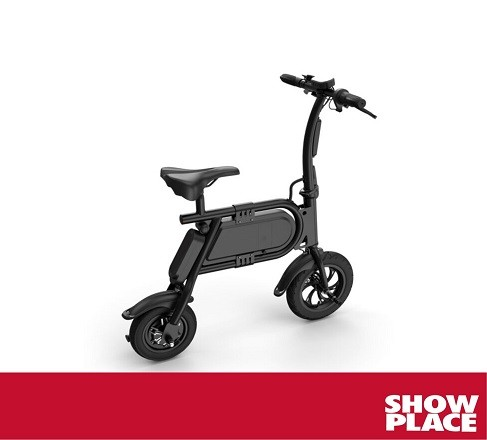 Showplace Rent To Own Bicycle Model P10BLK