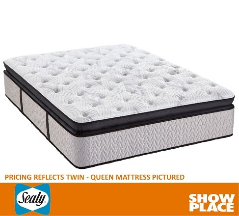Showplace Rent To Own Twin Mattress Model TATTERSHALL3-3