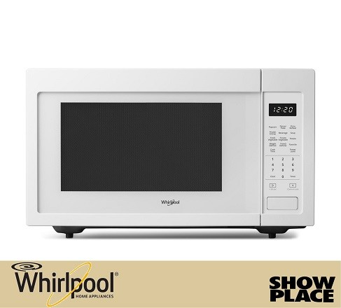 Showplace Rent To Own Microwave Model WMC30516HW
